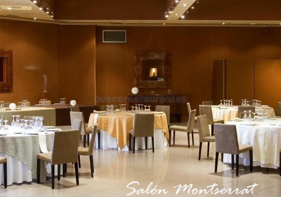 Salon Montserrat Can Amat