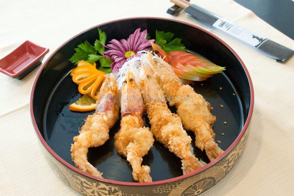 Teppanyaki Samurai