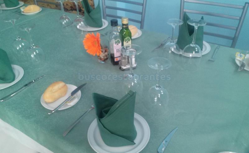 Restaurante Terraza Cruscover