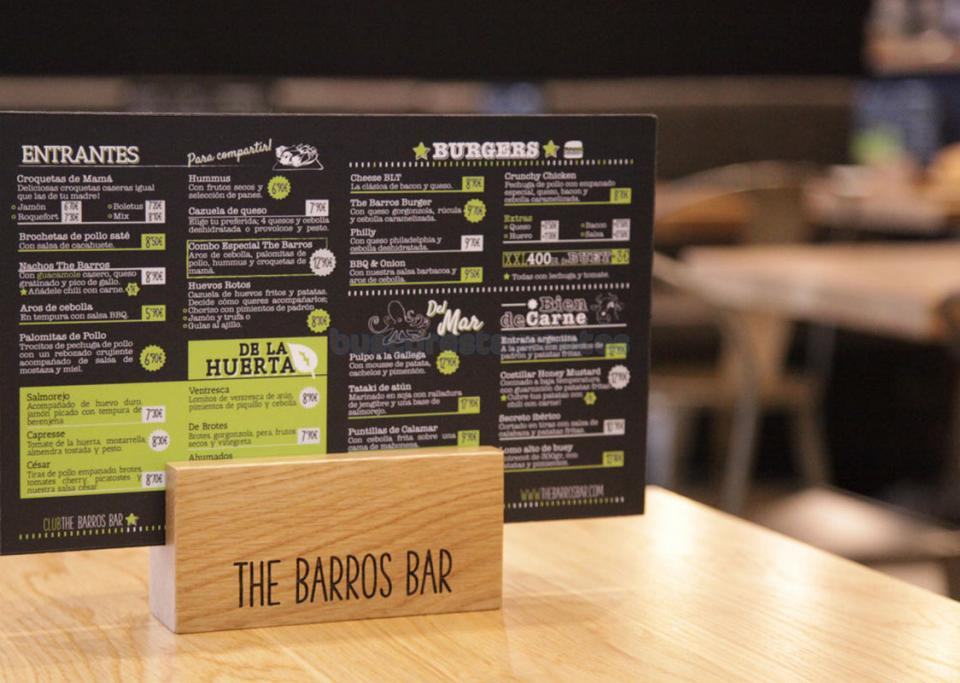 The Barros Bar