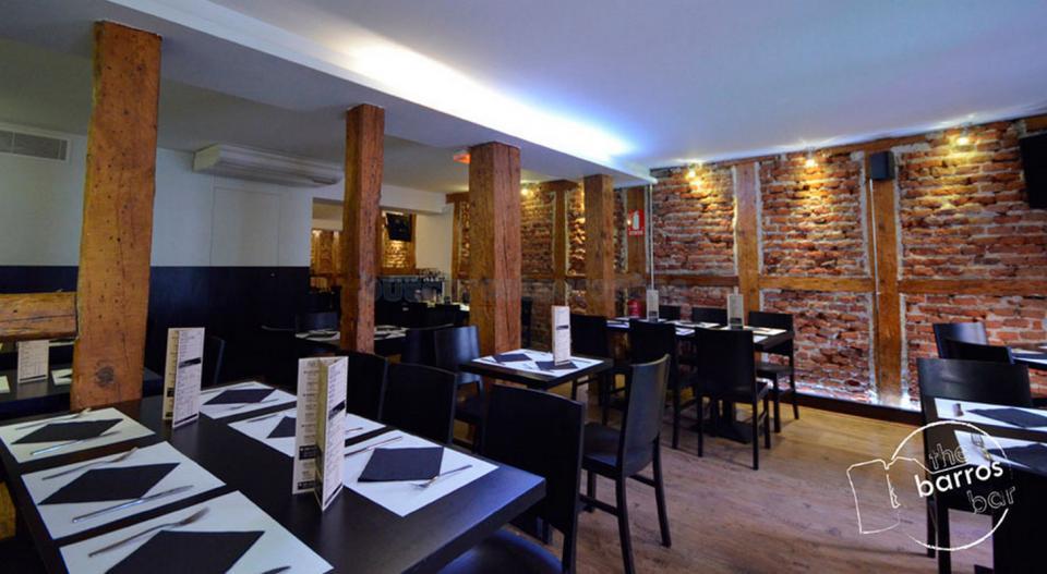 The Barros Bar