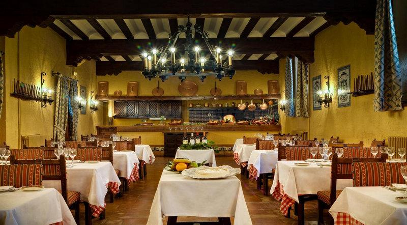 Restaurante trast mara h sheraton sta m de el paular - Restaurante tamara madrid ...