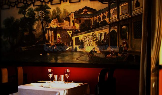 Restaurante tse yang hotel villa magna madrid - Hotel villamagna en madrid ...