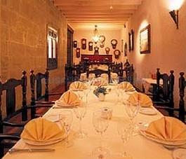 Restaurante Vandelvira.  Baeza / Jaén.