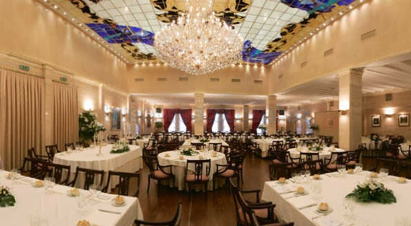 Restaurante Villa Cañas