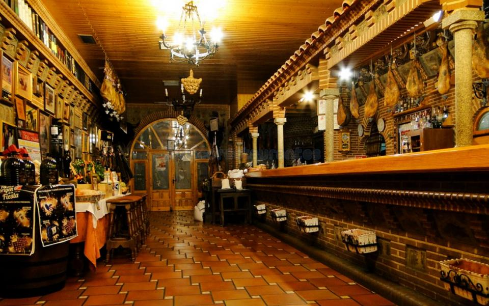 Villa Molero (Mesón de Cabañas)