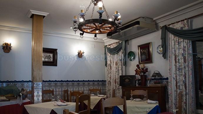 Salón interior Villacazorla