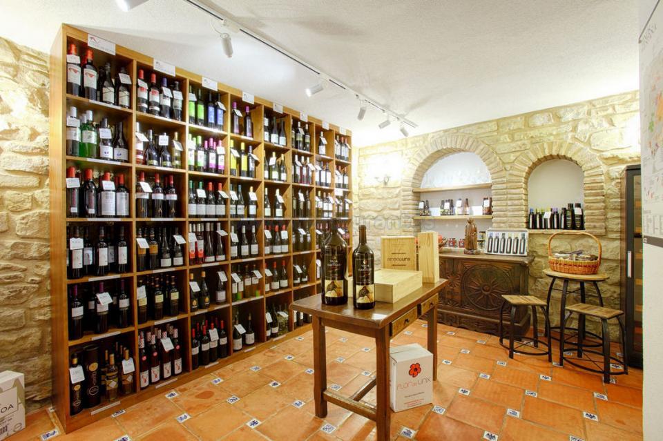 Winebar Merindad de Olite
