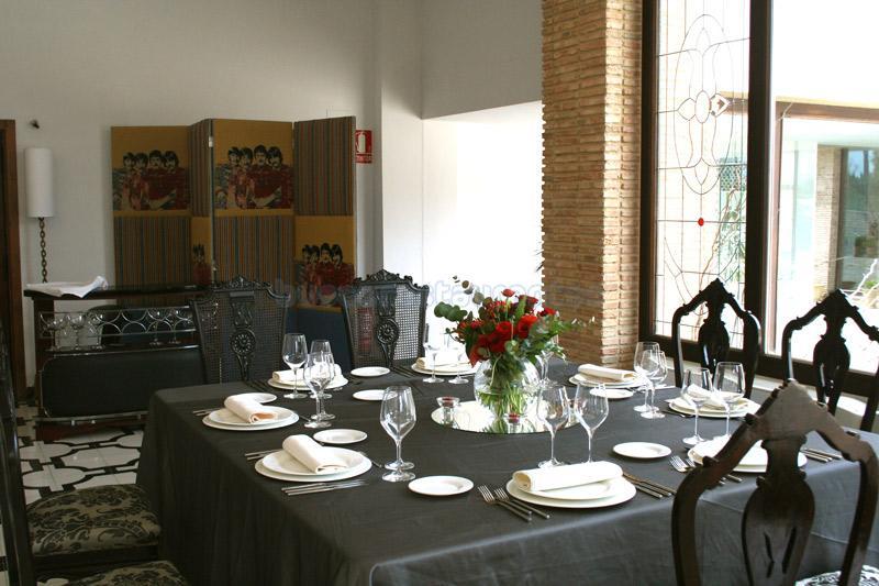 Yeguada Lagloria Salon