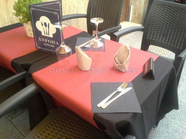 Restaurante Ánfora