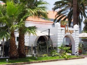 Terraza Casa Fataga