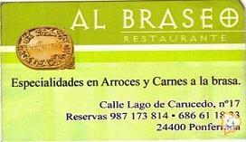 Restaurante Al Braseo