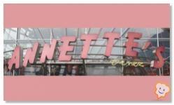 Restaurante Annettes's Diner