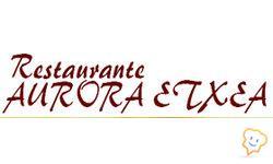 Restaurante Asador Aurora Etxea