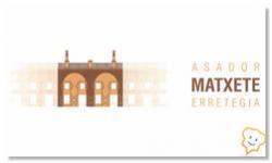 Restaurante Asador Matxete