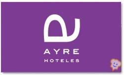 Restaurante Ayre Hotel Ramiro I