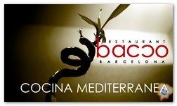 Restaurante Bacco Barcelona
