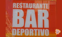 Restaurante Bar Restaurante Deportivo
