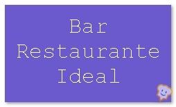 Restaurante Bar Restaurante Ideal