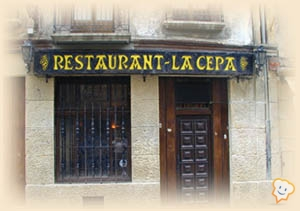 Restaurante bar restaurante la cepa donostia san sebasti n - Restaurante solera gallega ...