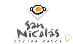 Restaurante Bar Restaurante San Nicolás