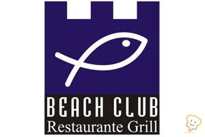 Restaurante Beach Club Restaurante Grill Hotel Fuerte Conil