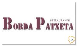 Restaurante Borda Patxeta