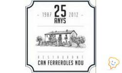 Restaurante Brasería Can Ferreroles Nou