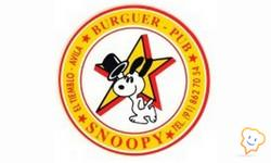 Restaurante Burger Pub Snoopy