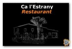 Restaurante Ca L'estrany Restaurant
