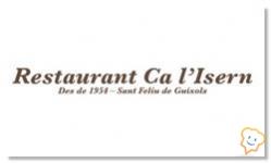 Restaurante Ca l'Isern