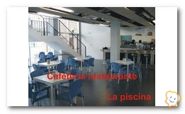 Restaurante Cafeteria Restaurante La Piscina
