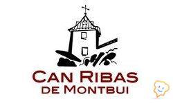 Restaurante Can Ribas de Montbui