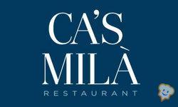 Restaurante Ca's Milà