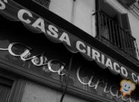 Restaurante Casa Ciriaco