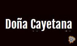 Restaurante Casa de Comidas Doña Cayetana