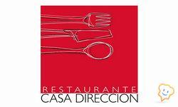 Restaurante Casa Dirección
