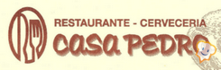 Restaurante Casa Pedro Restaurante Cervecería