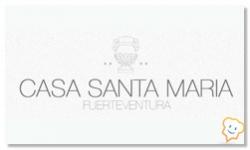 Restaurante Casa Santa María