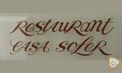 Restaurante Casa Soler