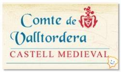 Restaurante Castell Medieval Comte de Valltordera