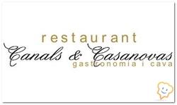 Restaurante Cavas Canals Casanovas - Sant Sadurni