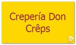 Restaurante Crepería Don Crêps