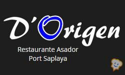 Restaurante D'Origen