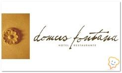 Restaurante Domus Fontana