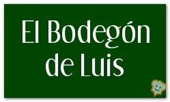 Restaurante El Bodegón de Luis