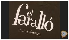Restaurante El Faralló