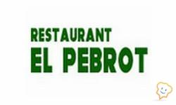 Restaurante El Pebrot