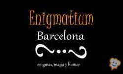 Restaurante Enigmatium Barcelona