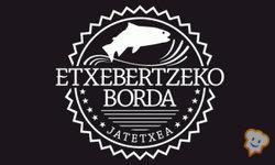 Restaurante Etxebertzeko Borda